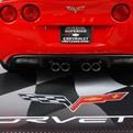 Corvette Parking Pad