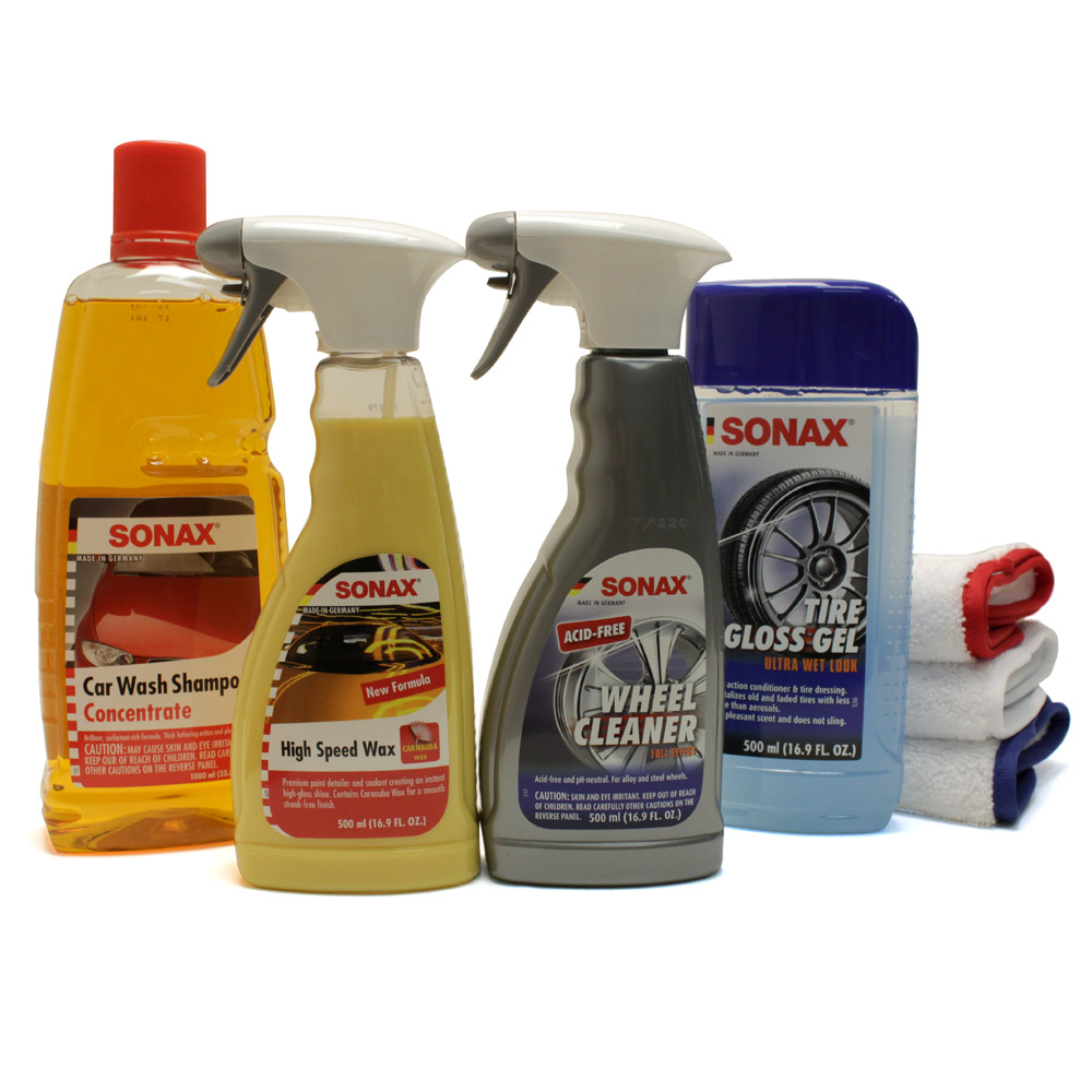 Sonax Exterior Detailing Products