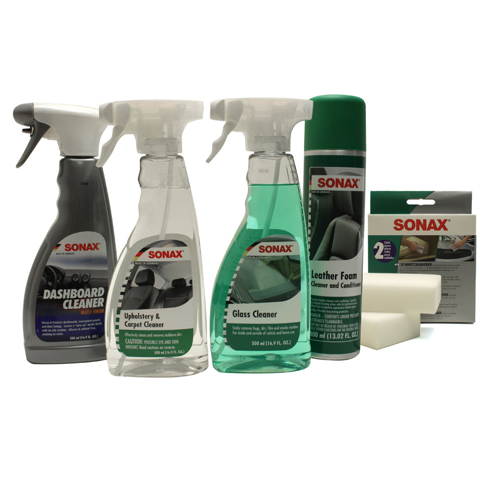 Interior Detailing Products