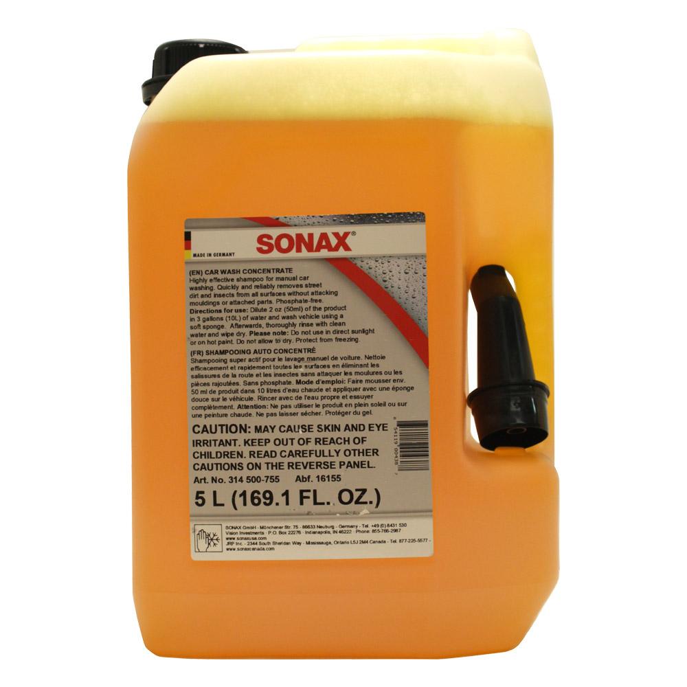 5L Sonax Shampoo