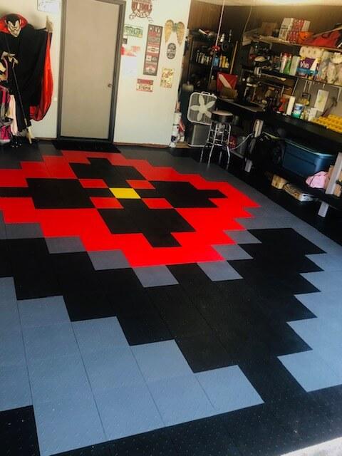 TrueLock Diamond Tiles