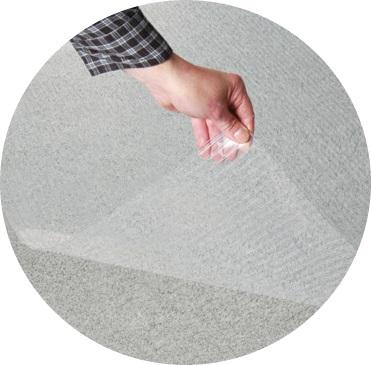 Clear Garage Floor Mats