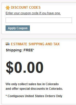 Free Shipping & Coupon Codes