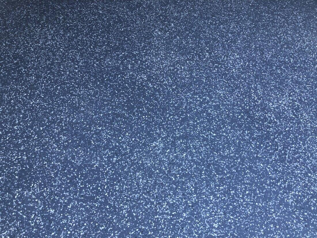 Grey Speckled Floor