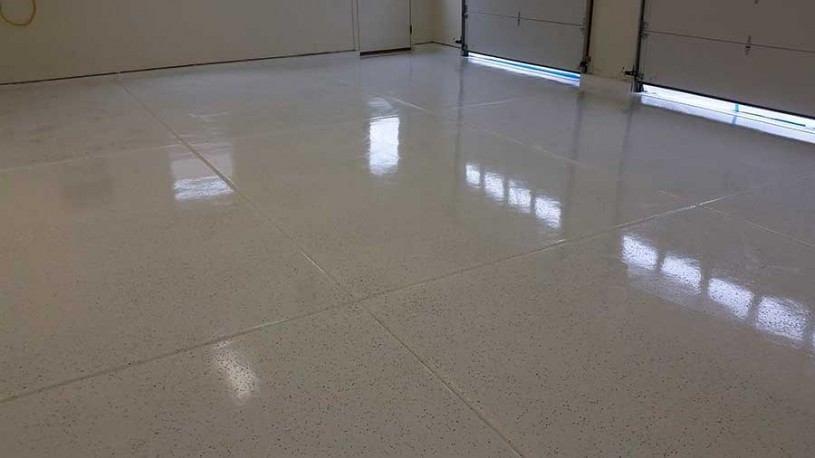 Awesome Garage Floor Coating FInal