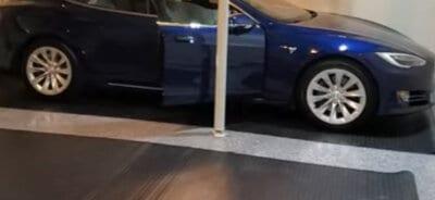 Polyurea and BLT Garage Floor Mats