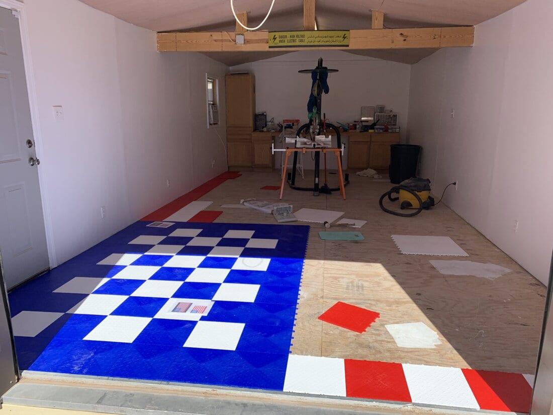 Tile Process Photo