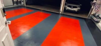 TrueLock PVC Tiles