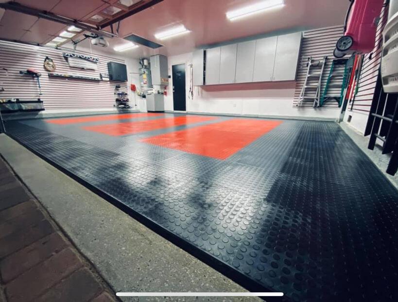 PVC Flexible Tiles