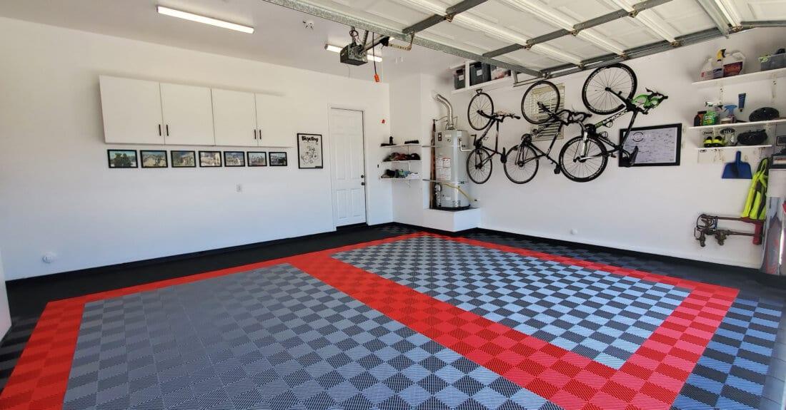 Gray, Silver, Black TrueLock HD tiles