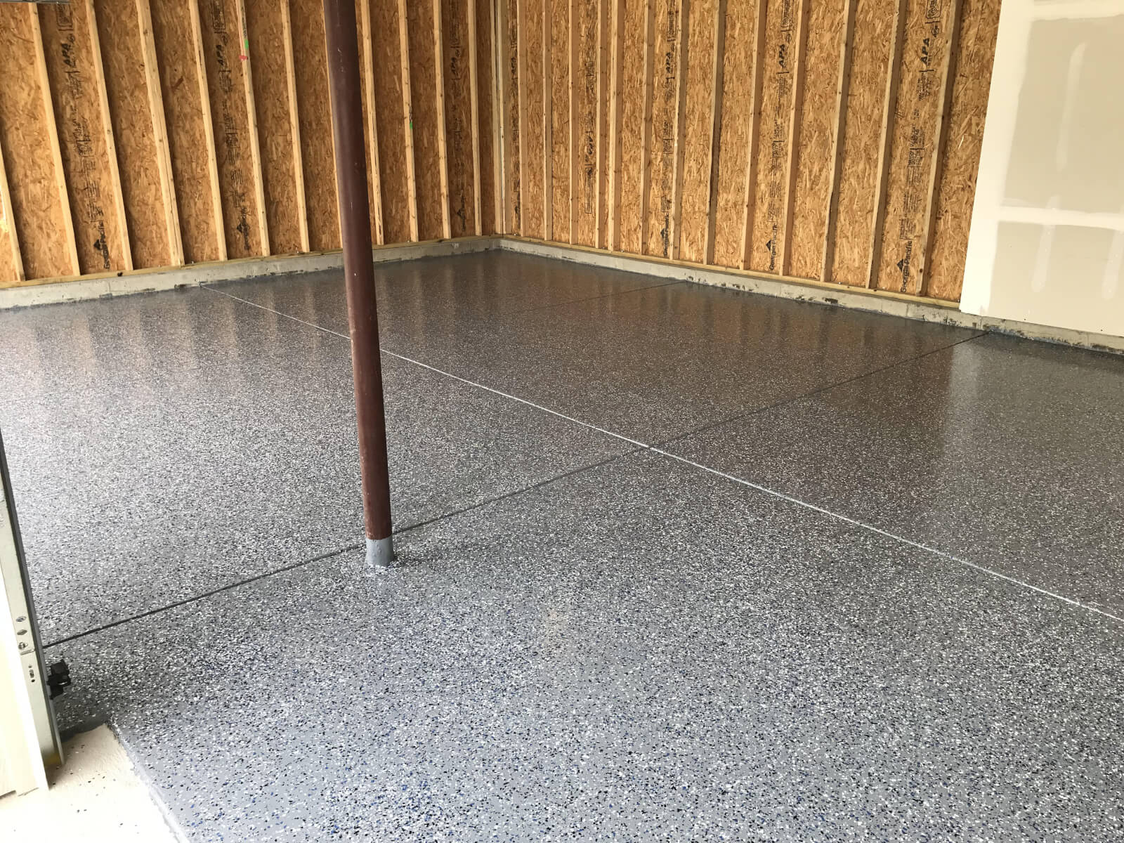 Polyurea Garage Floor