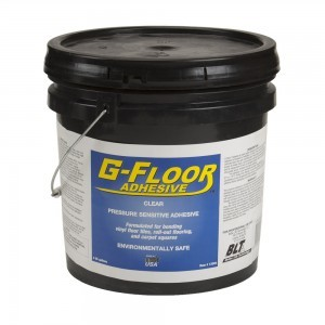 Garage Floor Mat Adhesive