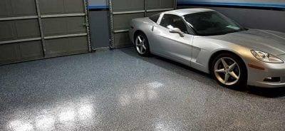 Kai's Car and Coated Floor