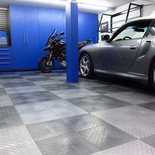 Graphite and Alloy RaceDeck