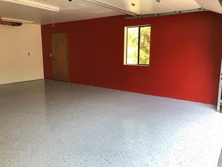 AWF Water Based Garage Floor Epoxy