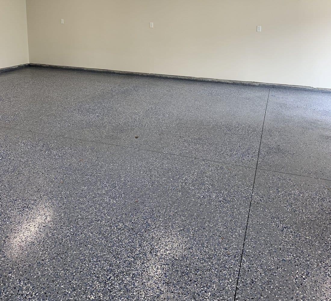 Tim's Polyurea Garage Floor