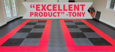 """""""Excellent Product"""" with Small Coin tiles"""