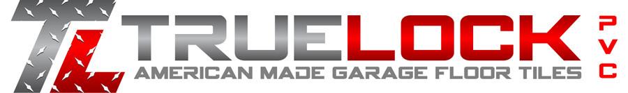 True Lock PVC American Made Garage Floor Tile