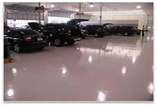 Auto Shop Coating