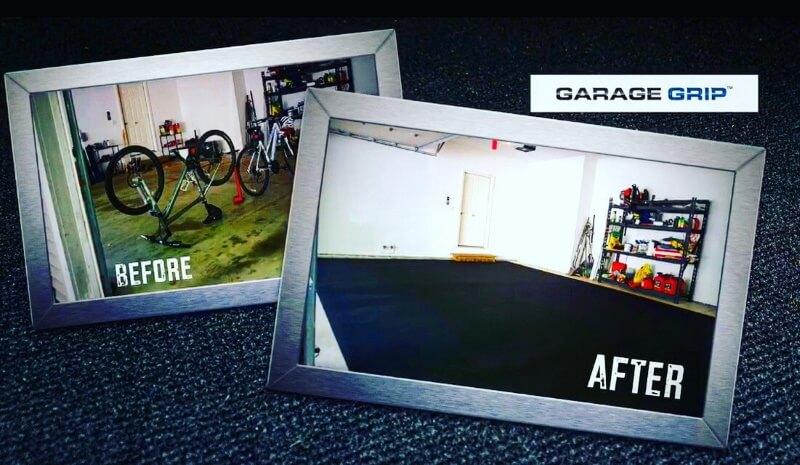 Garage Grip™ Mats 3