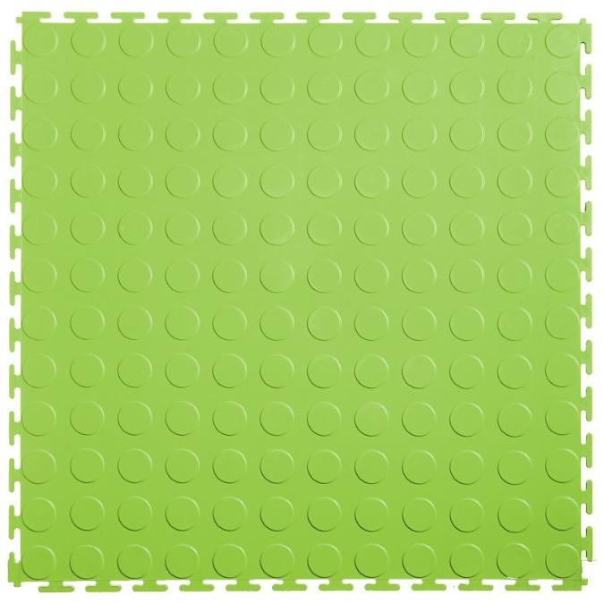 Coin Light Green