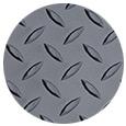 Diamond Pattern Garage Flooring