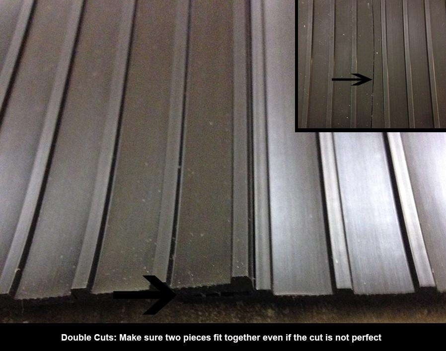 double-cut