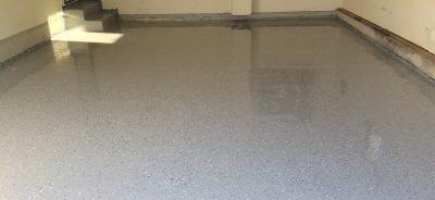 DIY Garage Floor Epoxy Kit