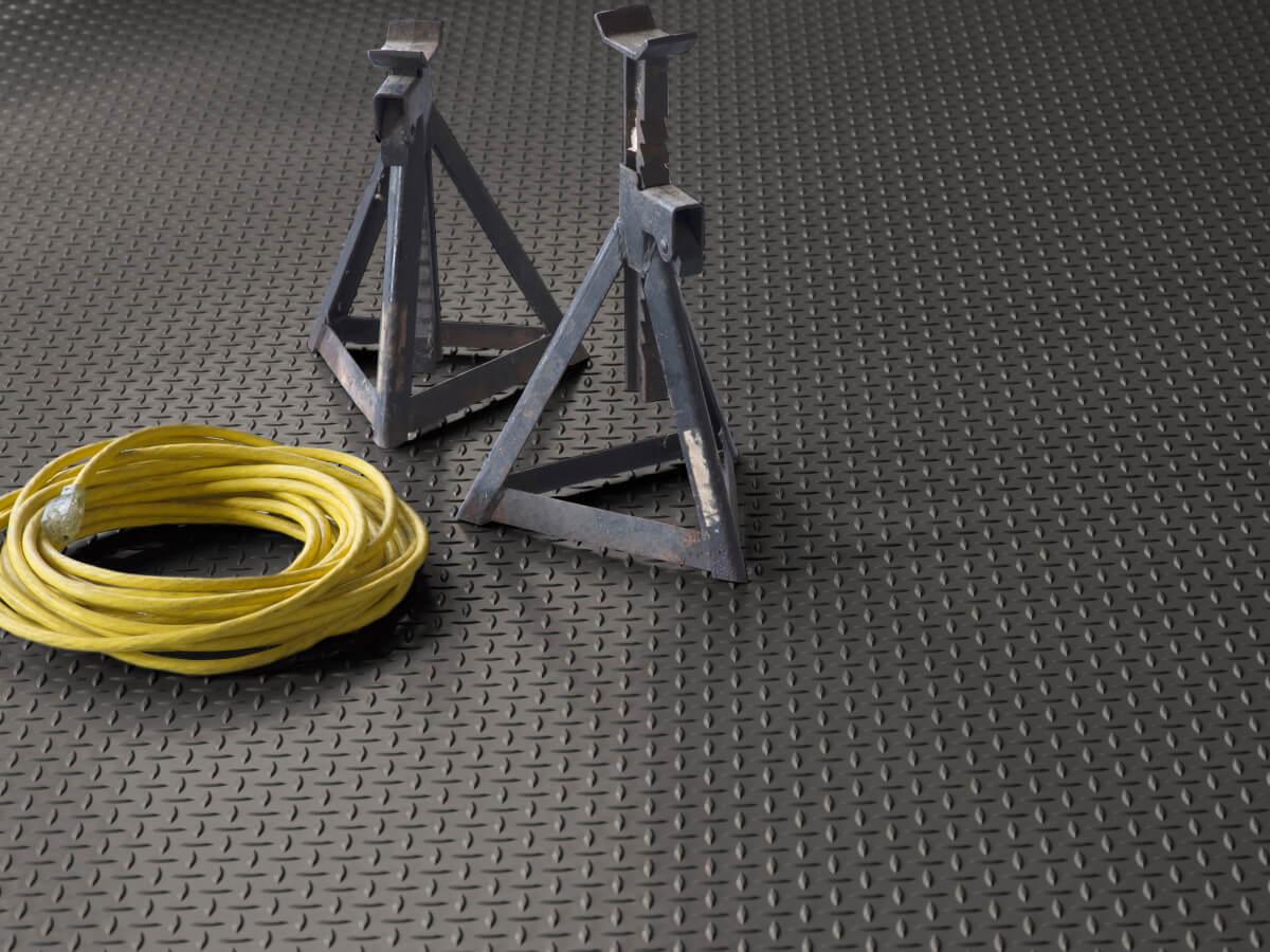 BLT Diamond Tread Garage Floor Mats #2