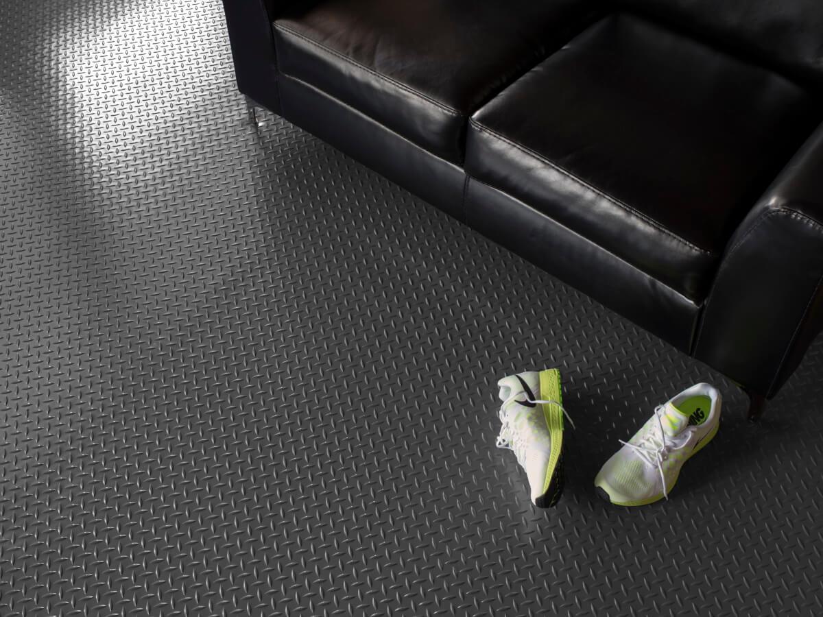 BLT Diamond Tread Garage Floor Mats #3