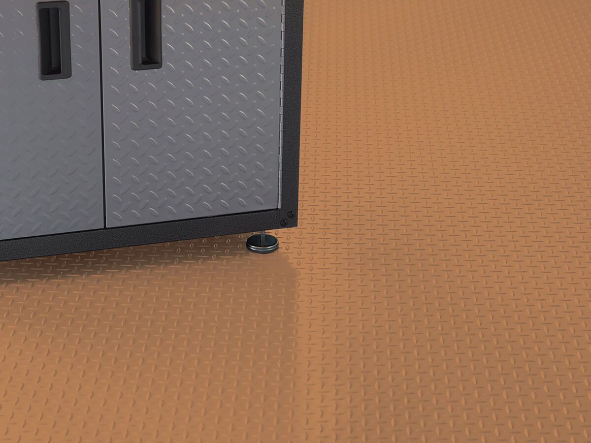 BLT Diamond Tread Garage Floor Mats #4