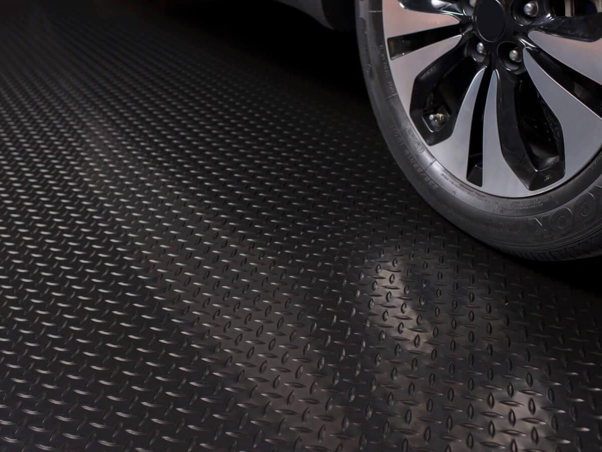 BLT Diamond Tread Garage Floor Mats #11