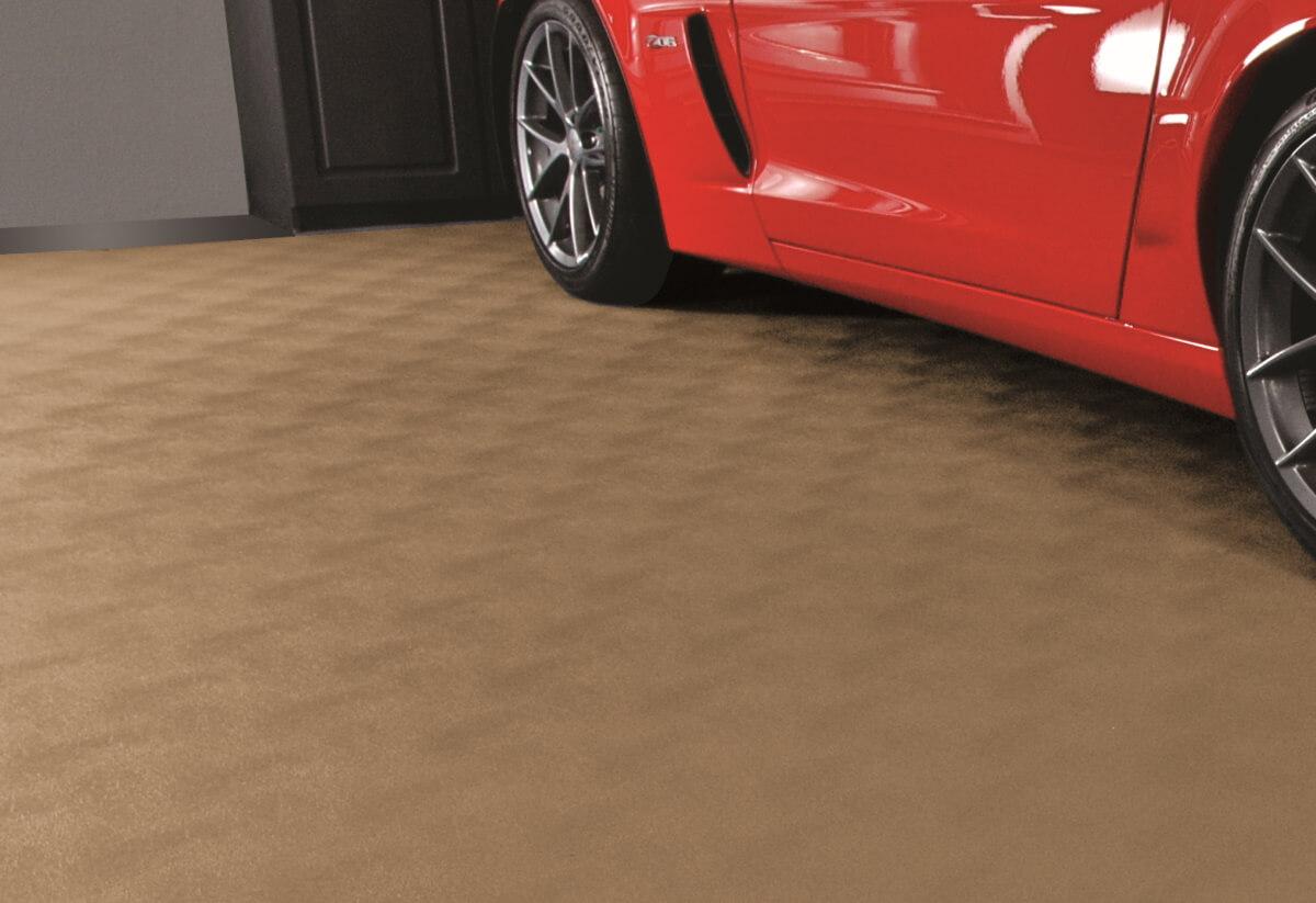 BLT Levant Garage Floor Mats #1
