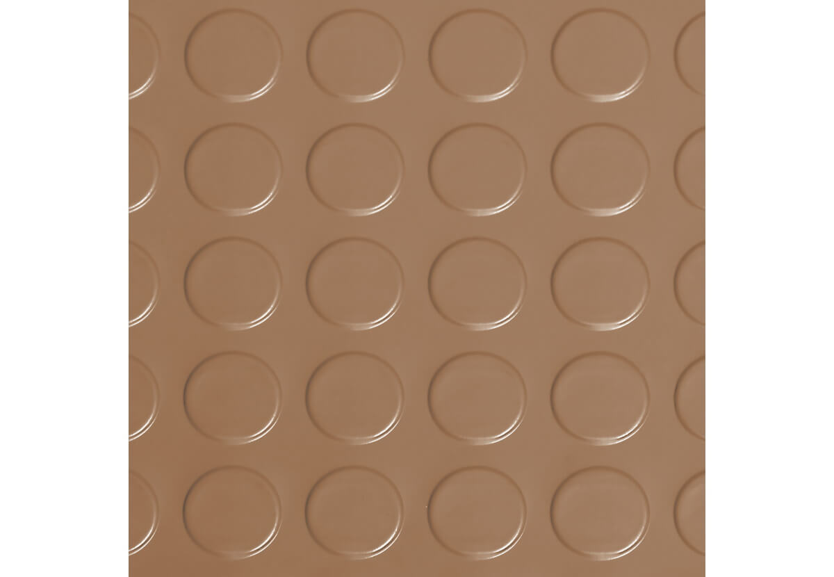 BLT Large Coin Garage Floor Mats #7