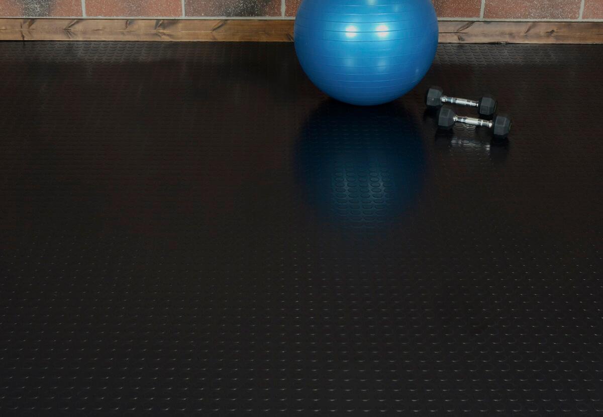 BLT Large Coin Garage Floor Mats #16