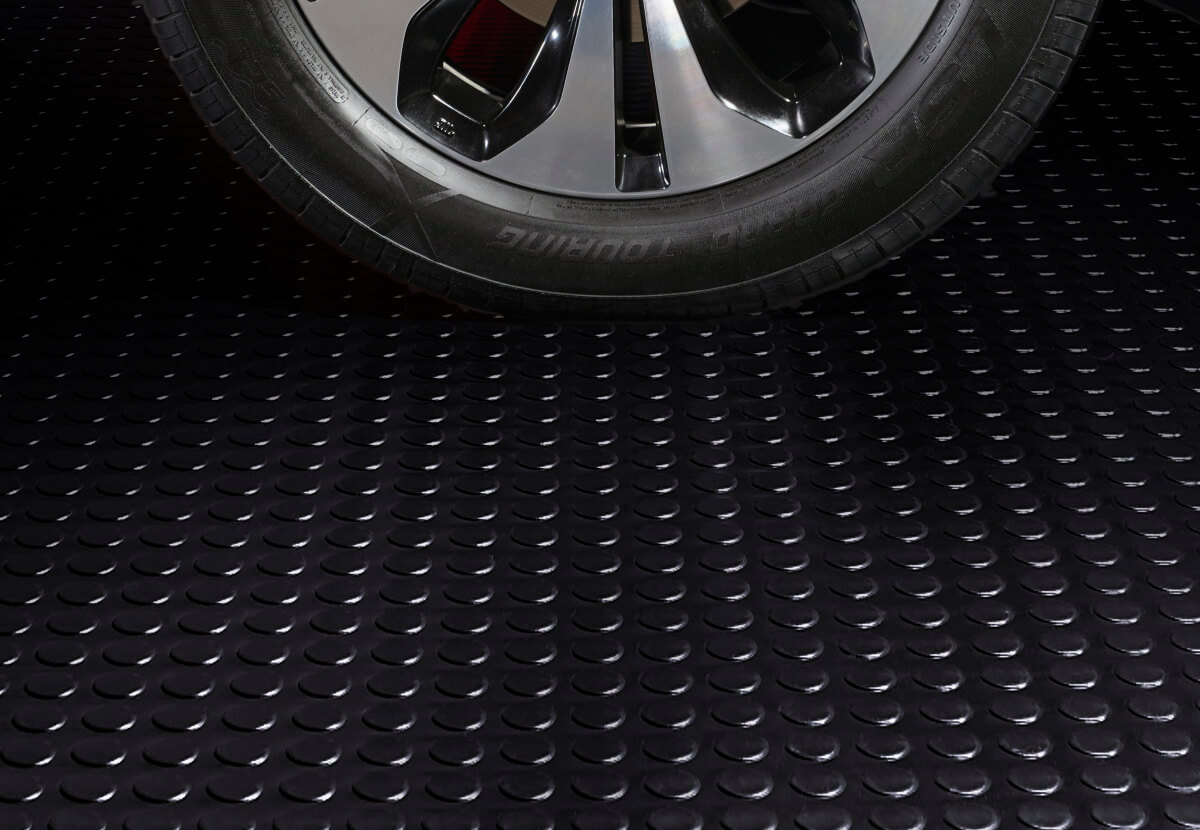 BLT Large Coin Garage Floor Mats #18