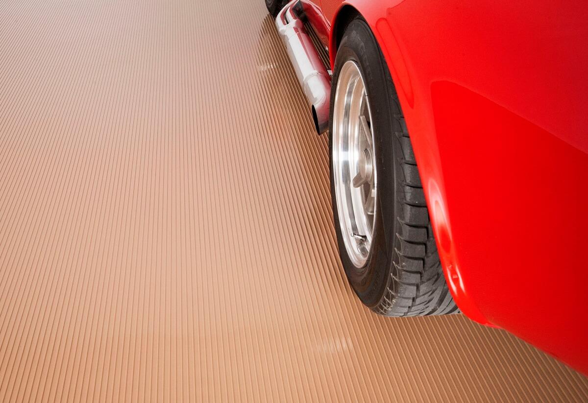 BLT Ribbed Garage Floor Mats #4