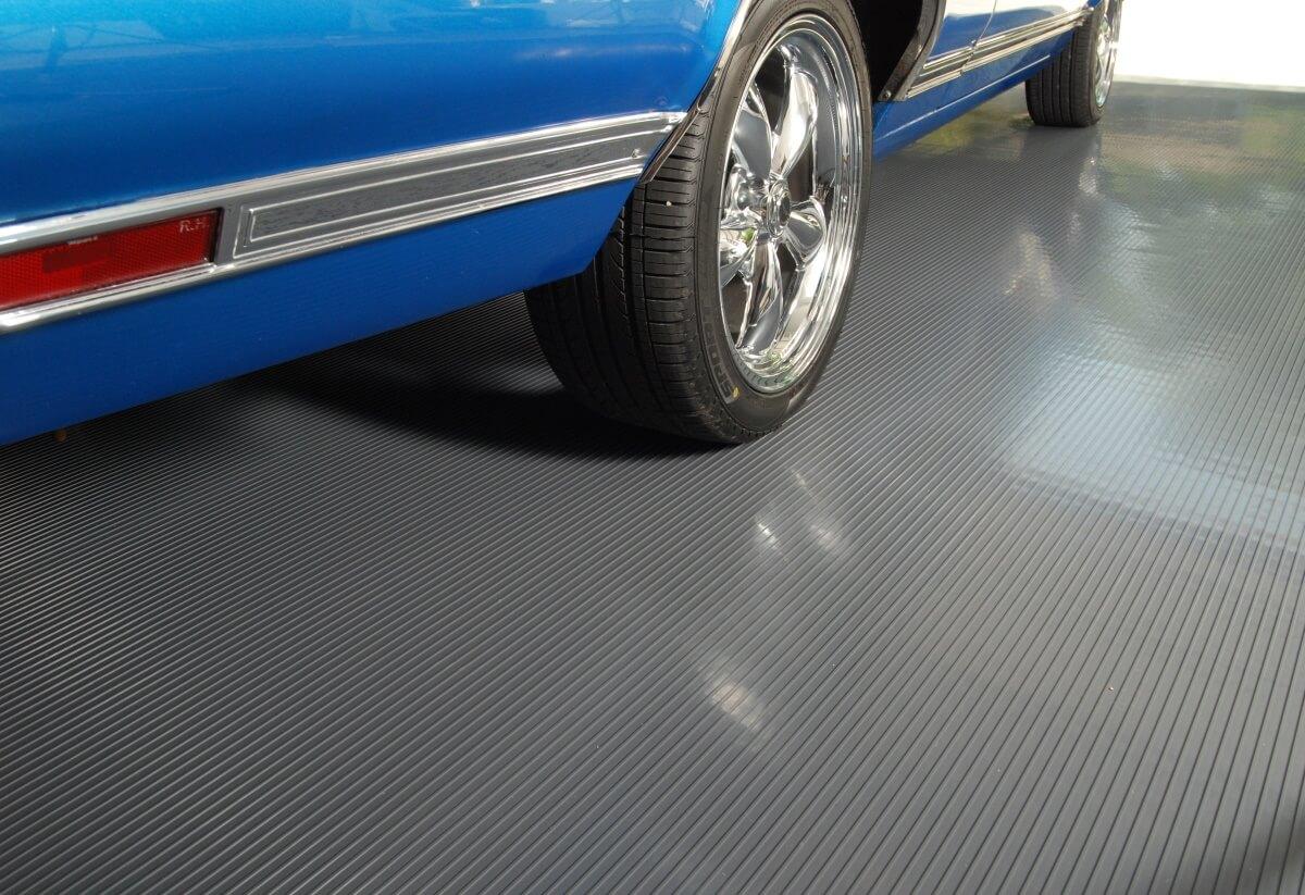BLT Ribbed Garage Floor Mats #6