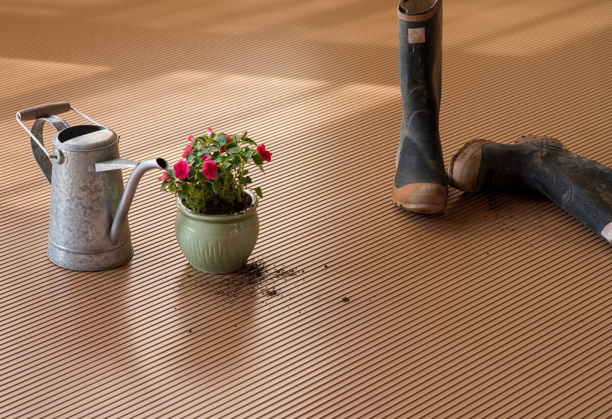 BLT Ribbed Garage Floor Mats #10