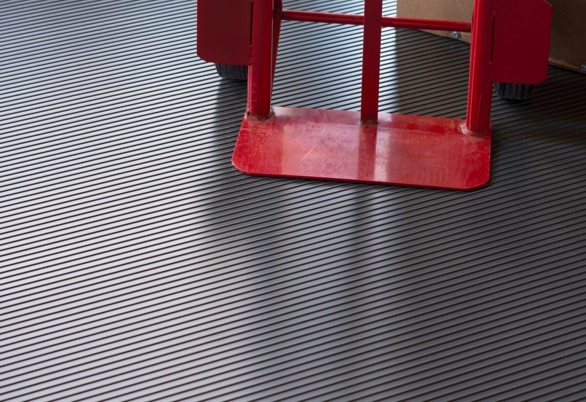 BLT Ribbed Garage Floor Mats #13