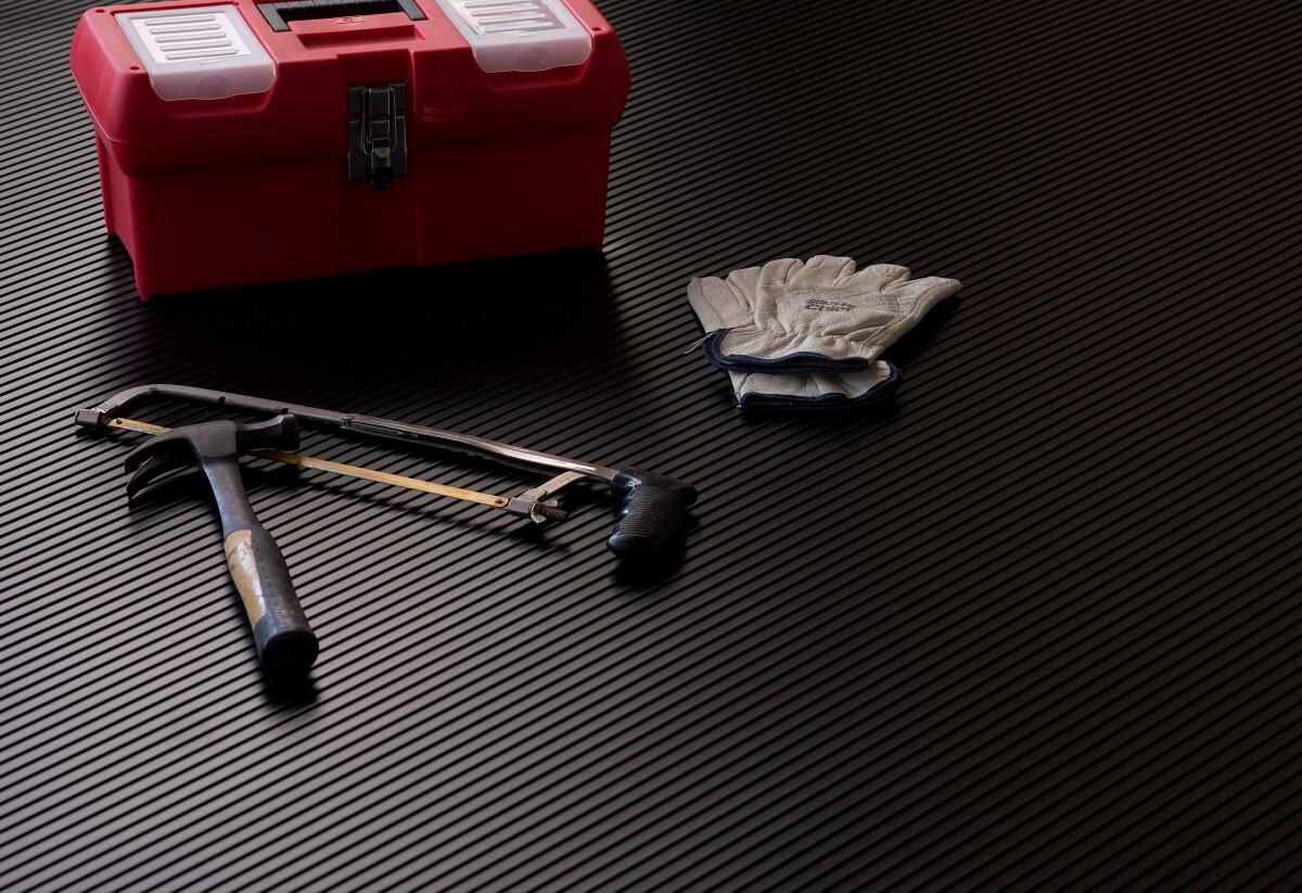 BLT Ribbed Garage Floor Mats #15