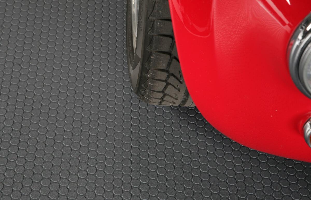 BLT Small Coin Garage Floor Mats #1