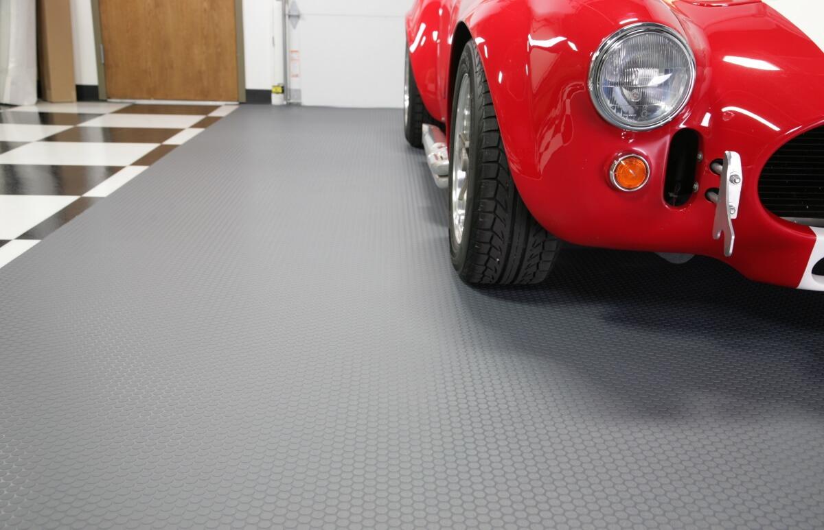 BLT Small Coin Garage Floor Mats #2