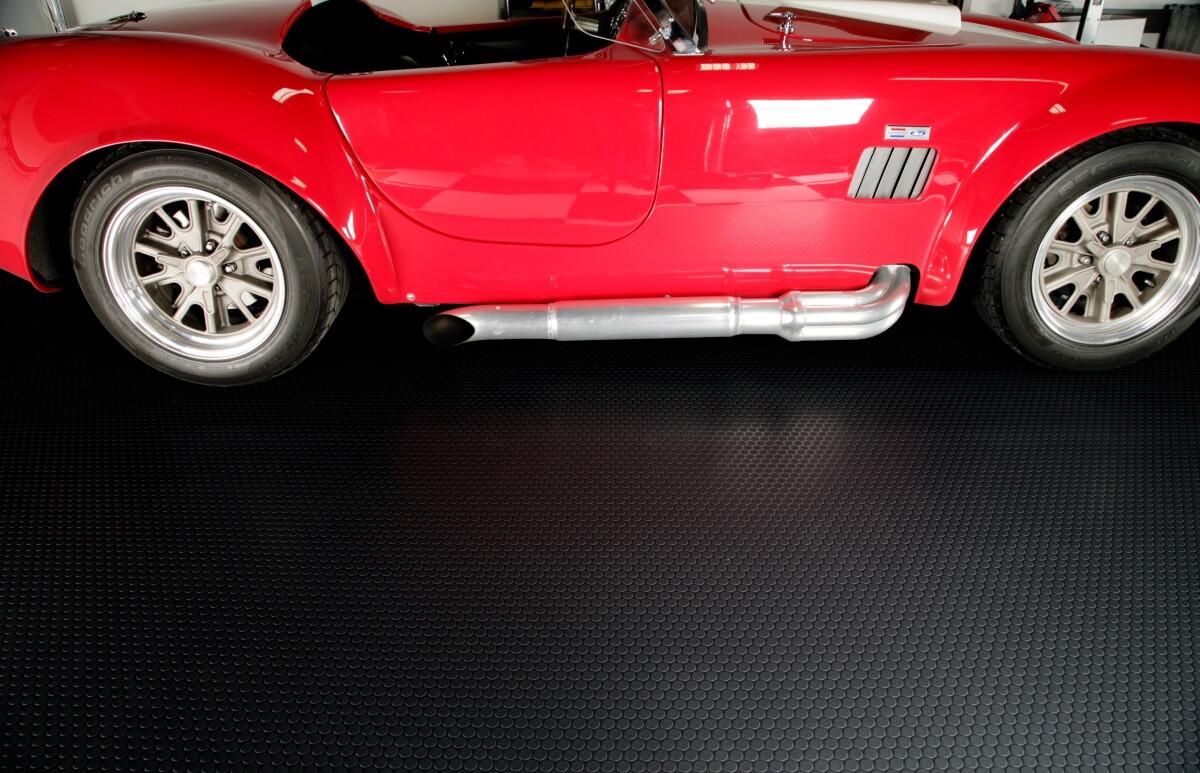 BLT Small Coin Garage Floor Mats #5