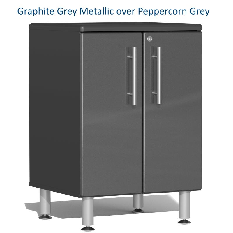 Graphite Grey Metallic over Peppercorn Grey