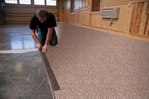 Epoxy Garage Floor Mats