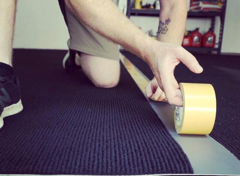 Garage Grip™ Mats 7
