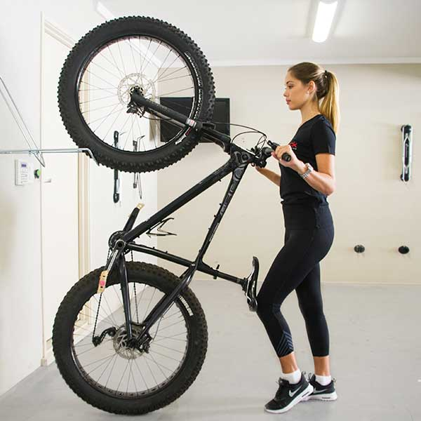 SteadyRack Fat Tire Bicycle Storage