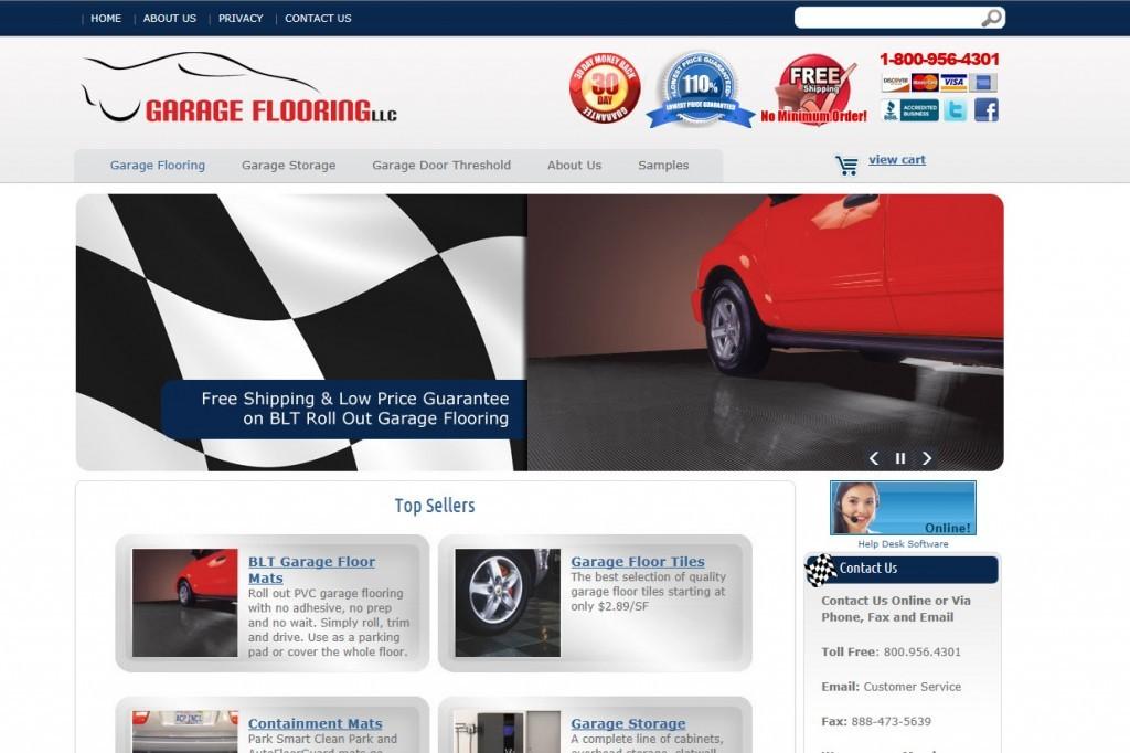 Garage Flooring LLC take 2